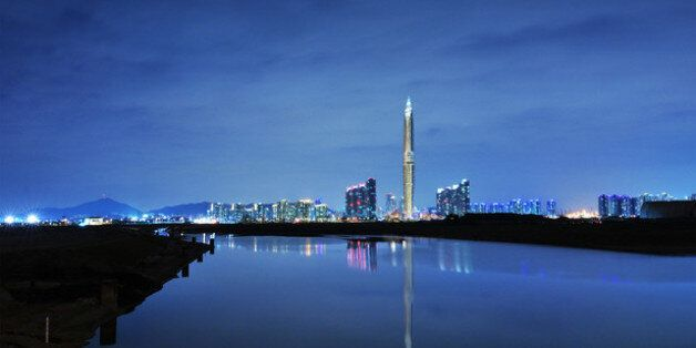 South Korea To Build World's First 'Invisible' Skyscraper