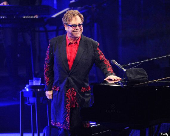 One Direction's Harry Styles Booed At Elton John's iTunes Festival