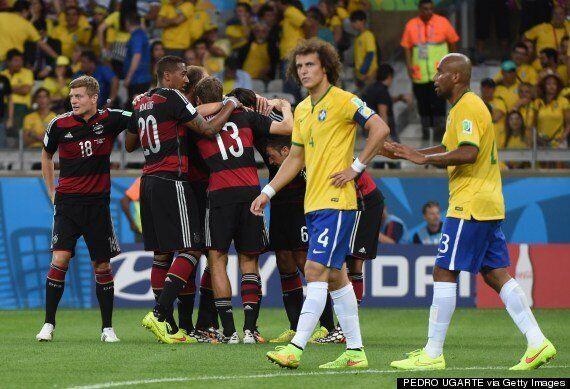 Brazil 1-7 Germany: Joachim Löw's Side Provide Unbridled Schadenfreude At Hosts'