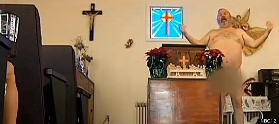 Naked Church Services Offered At The White Tail Nudist Resort (NSFW