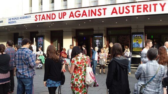 Stand Up Against