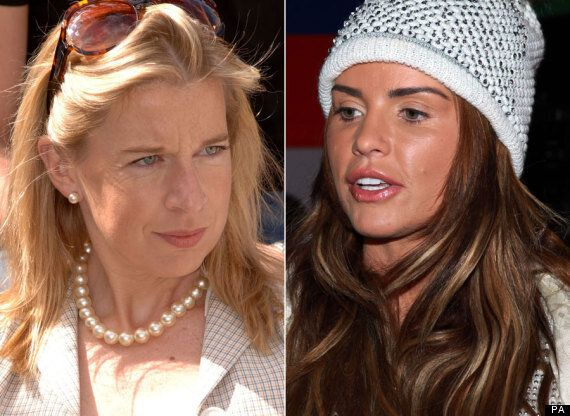 Katie Price Compares Katie Hopkins' Appearance To A 'Saggy Tea Bag' As She Defends Lily Allen's