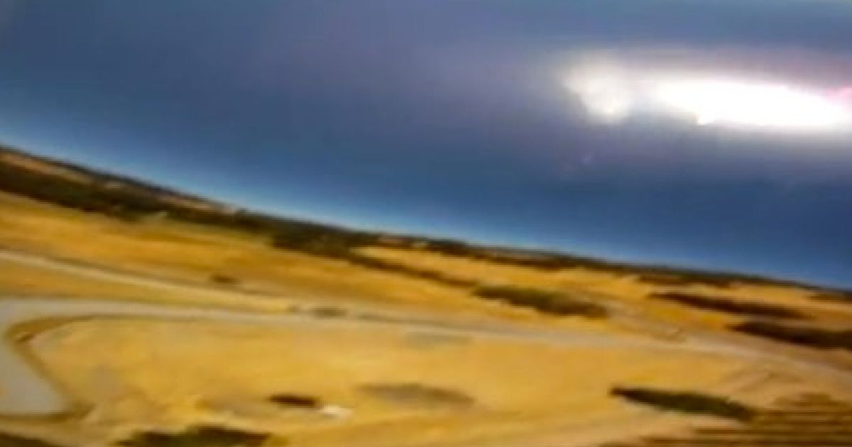 WATCH: GoPro Survives Fall From A Plane Into A Pig Pen (And Records The Whole Thing)