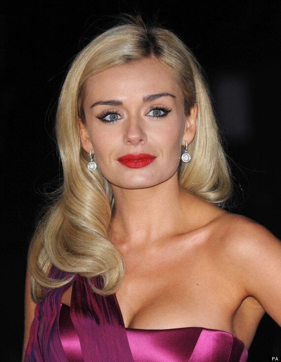 Katherine Jenkins Threatens Photographer With Police Action After He's Caught Trespassing At Her