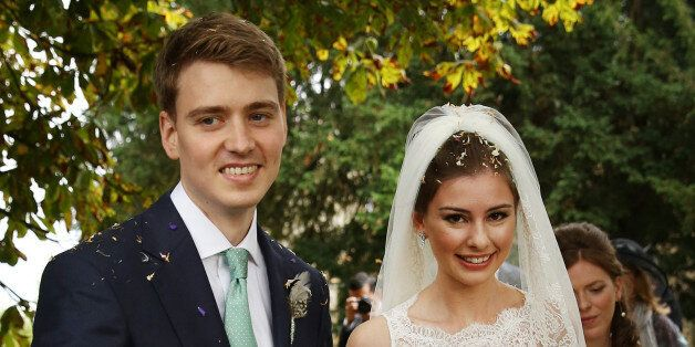 Euan Blair, son of former British Prime Minister Tony Blair, is getting married