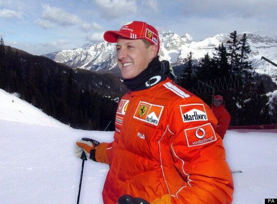 Michael Schumacher Skiing Accident: German 'Contracts Lung