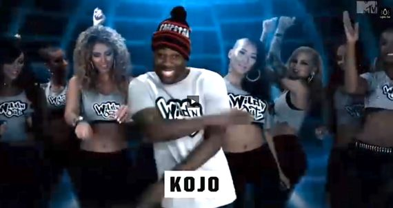 British Comedian Kojo Hits America's Wild N Out