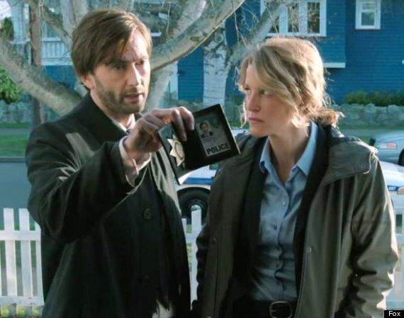 David Tennant's UK Fans Will See Him In US Broadchurch Remake - 'Gracepoint' Is Coming
