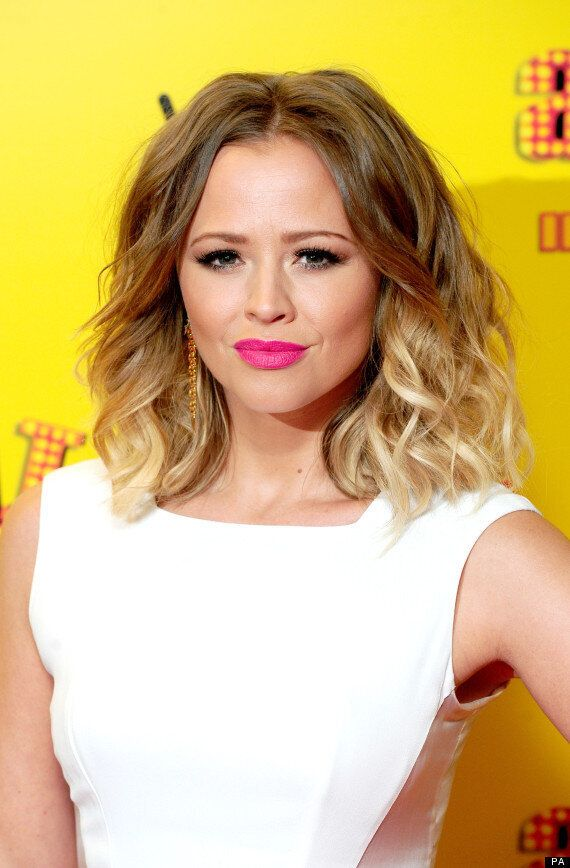 Kimberley Walsh: 'I Wouldn't Have Been Friends With Nadine Coyle And Sarah Harding If They Weren't In...