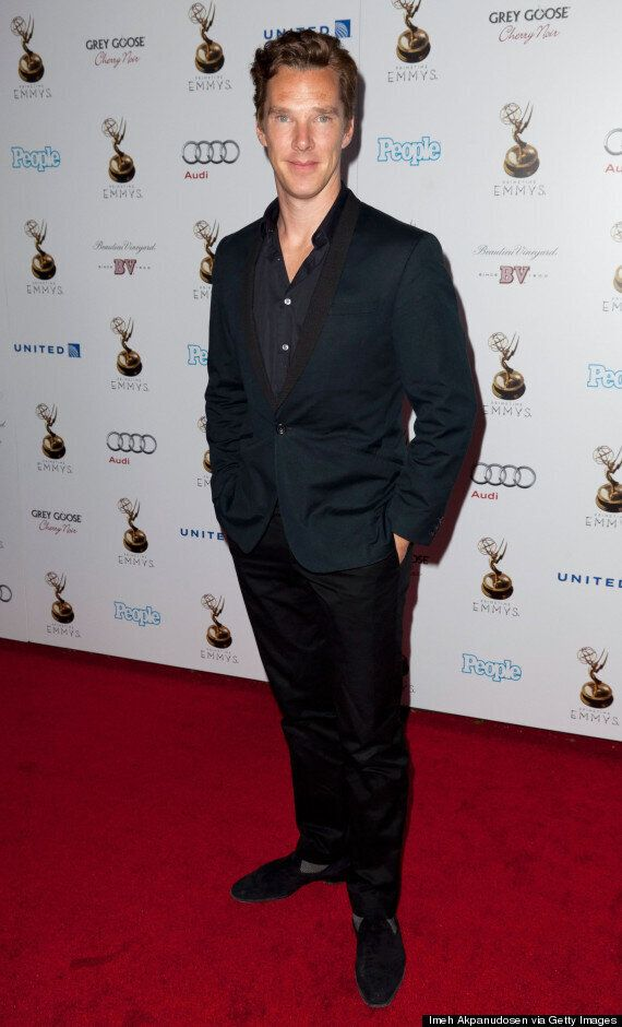 Emmys 2014: Benedict Cumberbatch, Idris Elba And 'Downton Abbey' Lead The Way For British Nominees (FULL...