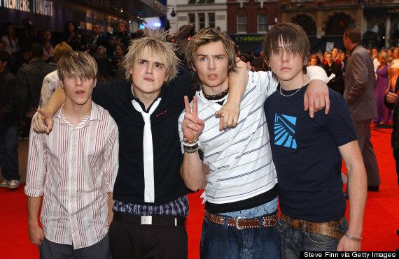 McFly: As They Were... When Their Album 'Room On The 3rd Floor' Topped Charts And Broke Records