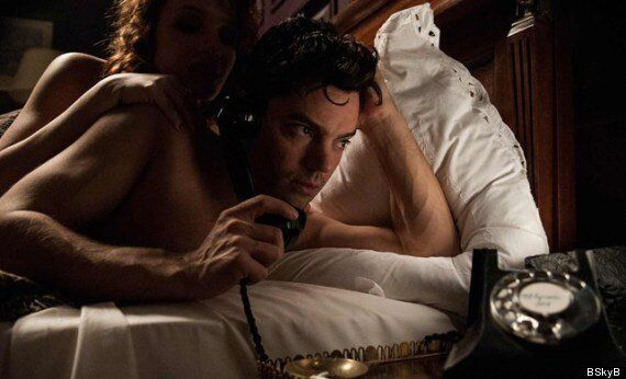 'Fleming' Star Dominic Cooper Talks James Bond, 'Mamma Mia' And Keeping It Real On A Thursday