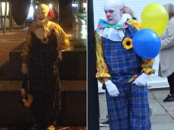 Northampton Clown Appears In Documentary, But Is It Really Him?