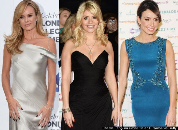 Amanda Holden AND Christine Bleakley Confirmed To Replace Holly Willoughby On 'This