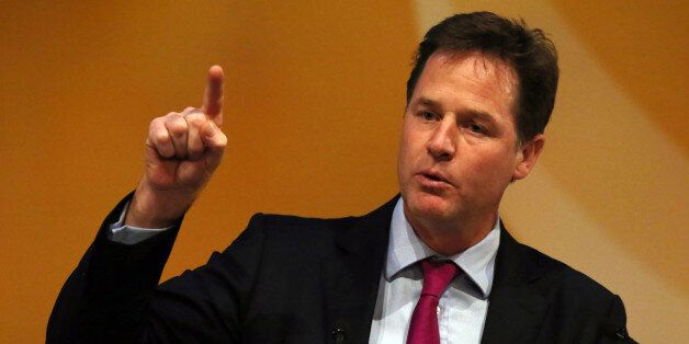 Calls For Nick Clegg To Wear The Veil In