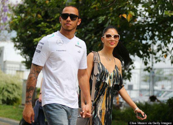 Former 'X Factor' Judge Nicole Scherzinger: 'Lewis Hamilton Split Left Me In A Dark