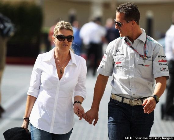 Michael Schumacher: Wife Says F1 Legend Is 'Getting