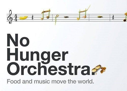 Food and Music Join Together to Move the