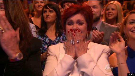 Sharon Osbourne Breaks Down In Tears After Watching Son Jack's Performance On 'Dancing With the Stars'