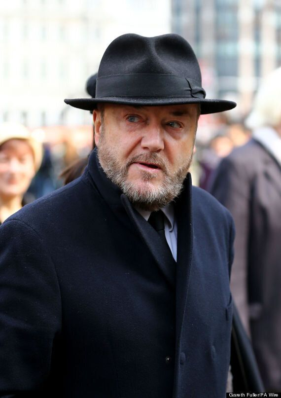 George Galloway Doubles Pay Packet With Appearances On Russia Today And