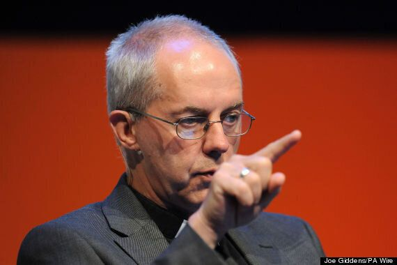 Archbishop of Canterbury: 'Church Rejecting LGBT People Viewed Like