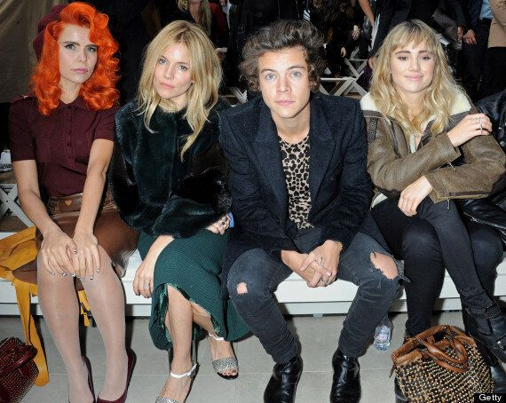 London Fashion Week: Harry Styles Responds To Cara Delevingne 'Boyfriend' Rumours As She Wears