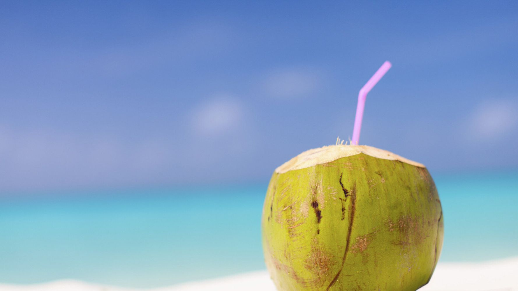 coconut water health benefits: is it all it's cracked up to