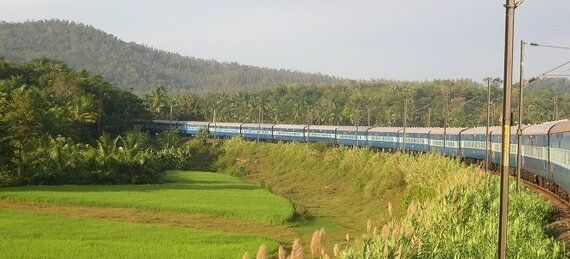 India's Train Odyssey for