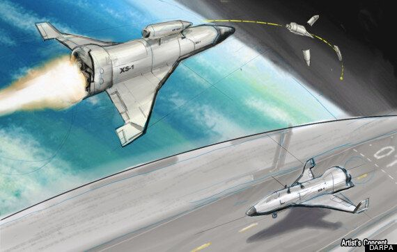 DARPA XS-1 Spaceplane Is The Space Ship Of Your Dreams, And Maybe