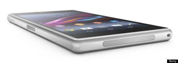 Sony Xperia Z1 Review