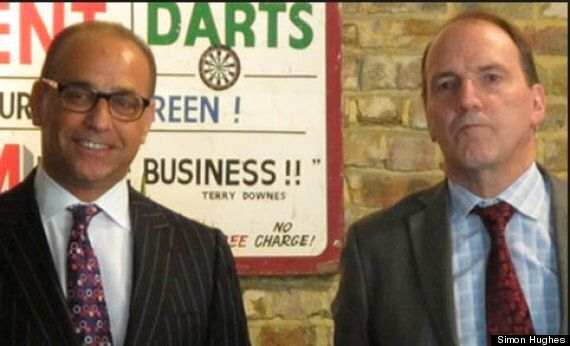 Ex-Dragon Theo Paphitis Gives £10,000 To The Liberal