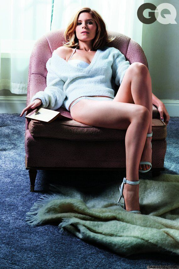 'House Of Cards' Actress Kate Mara Shows Her Racy Side In GQ Magazine