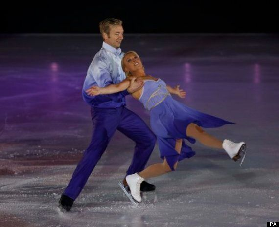 Torvill And Dean Bolero: Christopher Dean Emotional On Return To Sarajevo, 30 Years After 1984 Olympic...