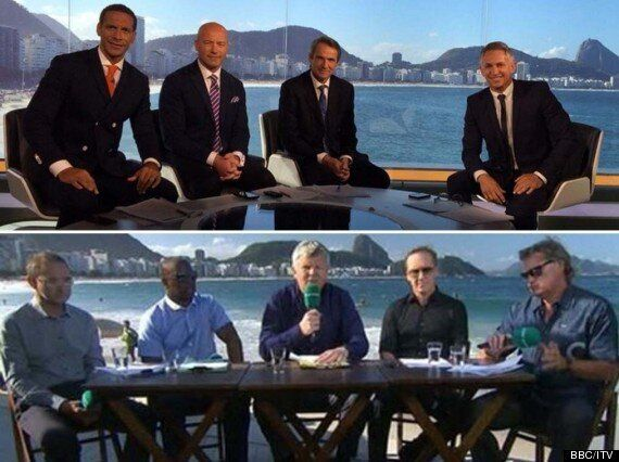 World Cup Final 2014: BBC Triumphs Over ITV In TV Ratings War, Over 9 Million More Viewers Tune