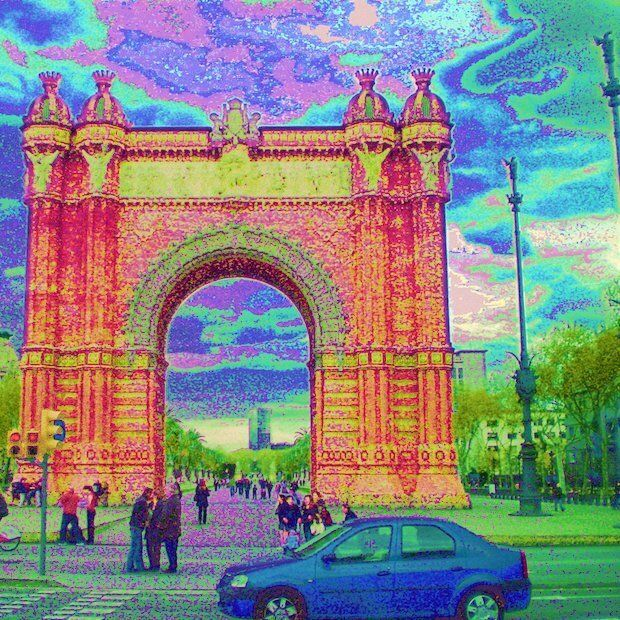 Amazing Pictures Contain All 16 Million Colours In The RGB