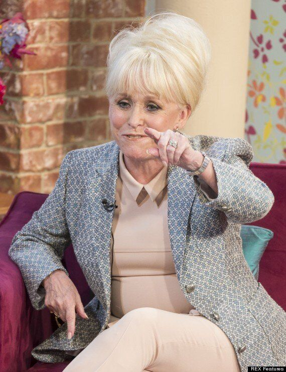 'EastEnders': Barbara Windsor Blasts 'Disgraceful' Soap Bosses For Killing Off Pat Butcher After Pam...