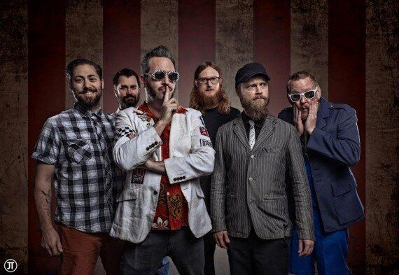 Aaron Barrett, 'Captain' Of The Reel Big Fish Ship, On Why Ska Is Here To
