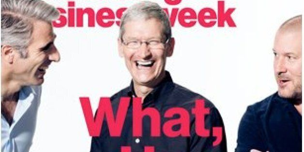 Apple's Tim Cook, Jony Ive And Craig Federighi Open Up To