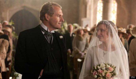 'Downton Abbey's Laura Carmichael Is Delighted By Lady Edith's Racy, Romantic Storyline In Series