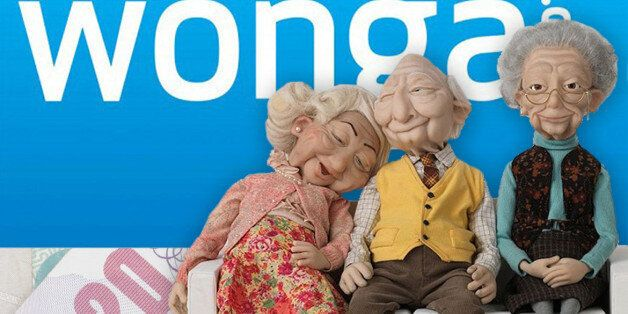 Wonga's Grandparent Puppets To Go After 'Grooming Children'