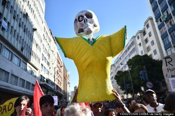 World Cup Heartache Could Mean Victory For South America's Social Justice