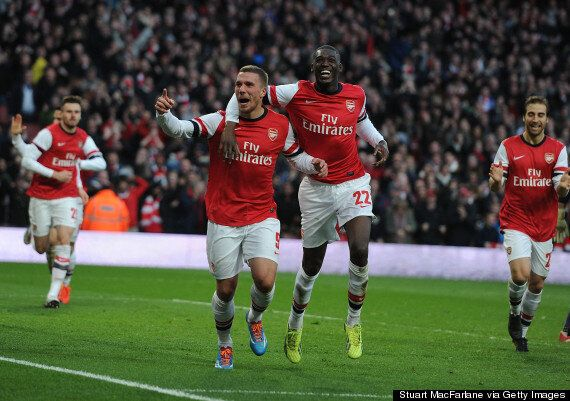 Arsenal 2-1 Liverpool FA Cup: Gunners Thrive As Underdogs