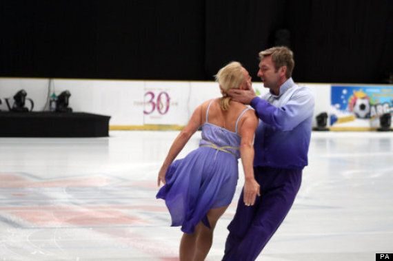 EXCLUSIVE: Torvill And Dean, Tireless In Sarajevo, 30 Years After Olympic Gold - Why Does It Still