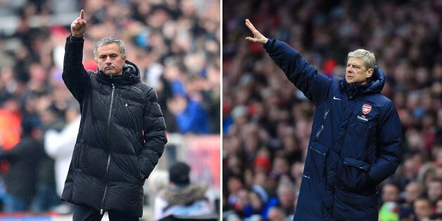 Wenger wants to move on from Mourinho's