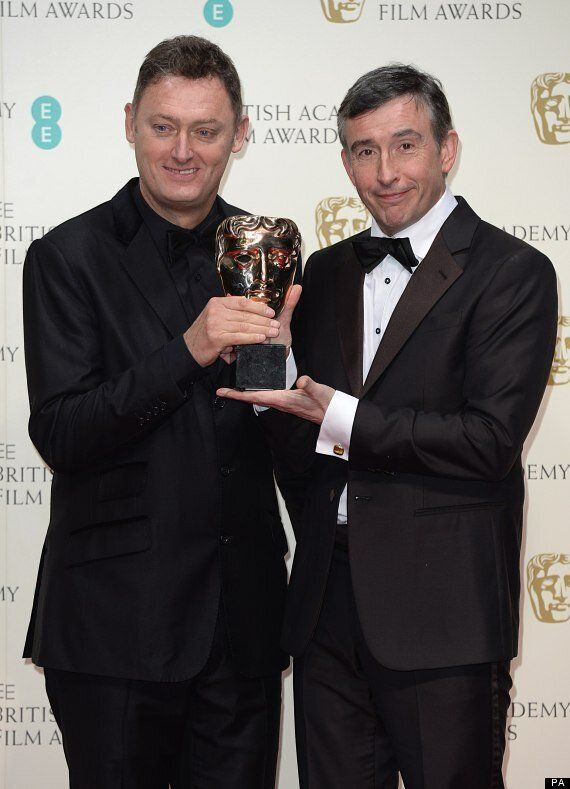 BAFTAS 2014: Steve Coogan Rewarded With Best Adapted Screenplay Win For