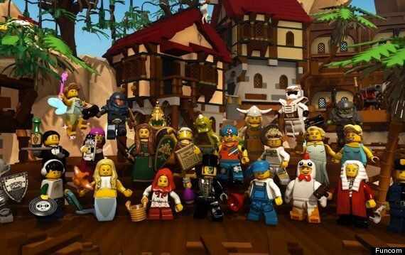 'Lego Minifigures Online' Will Sell Digital Toys For MORE Than Plastic