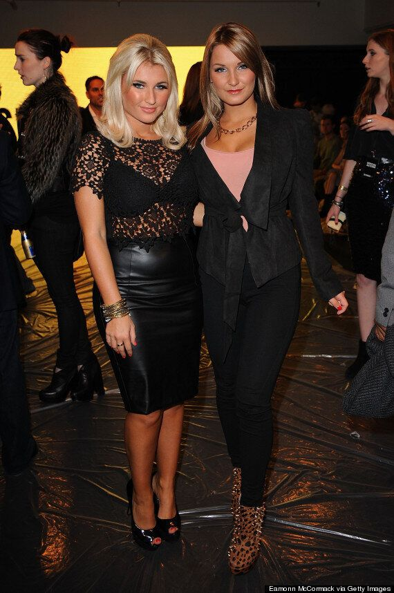 Billie Faiers Baby: 'TOWIE' Star Poses With New Daughter, Says Sister Sam Faiers Was 'Amazing' During...