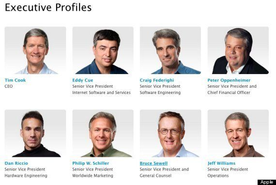 Jony Ive Disappears From Apple Executive Profiles
