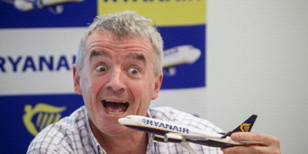 Ryanair's Michael O'Leary Wants To Stop 'Pissing People Off': 20 Reasons Why That May Be