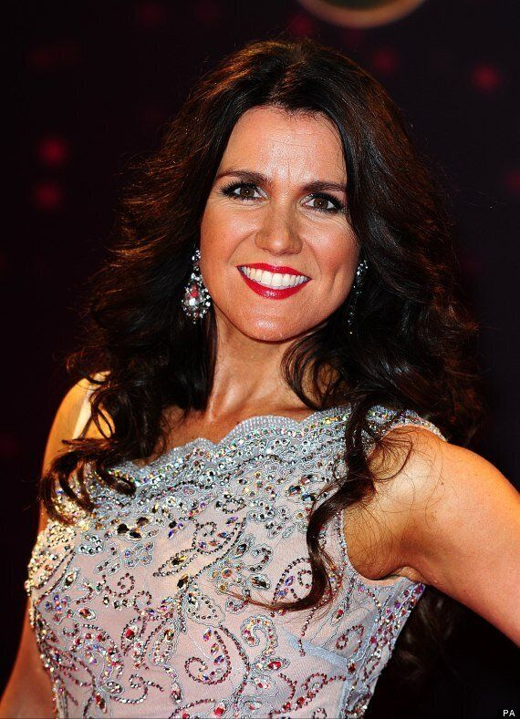 'Strictly Come Dancing' Star Susanna Reid Struggling To Memorise